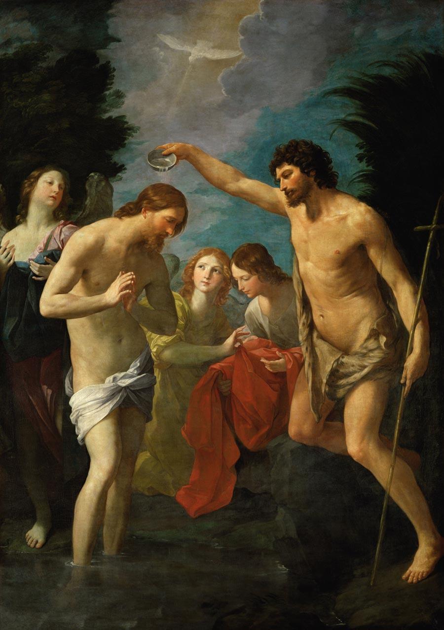 :Guido Reni - The Baptism of Christ